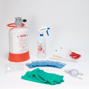 Cleaning set, S-System